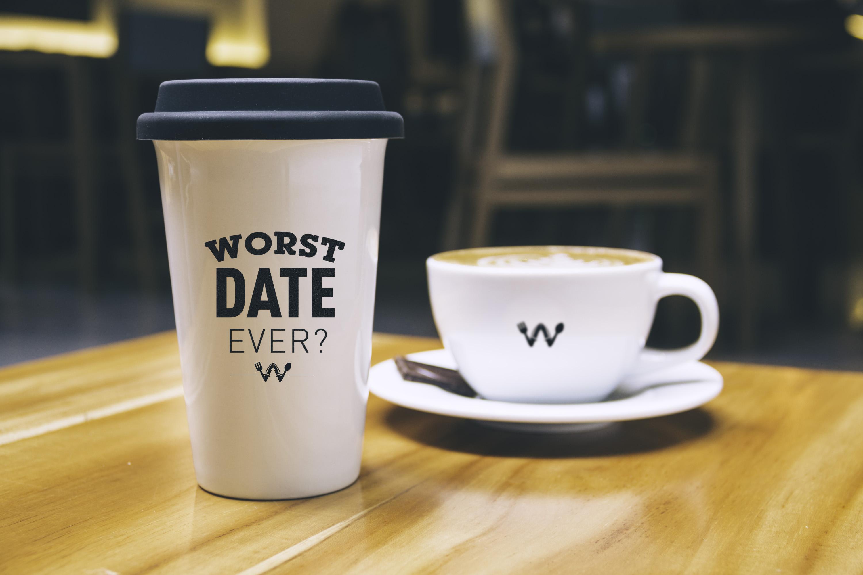 Coffee Mug Mockup 01